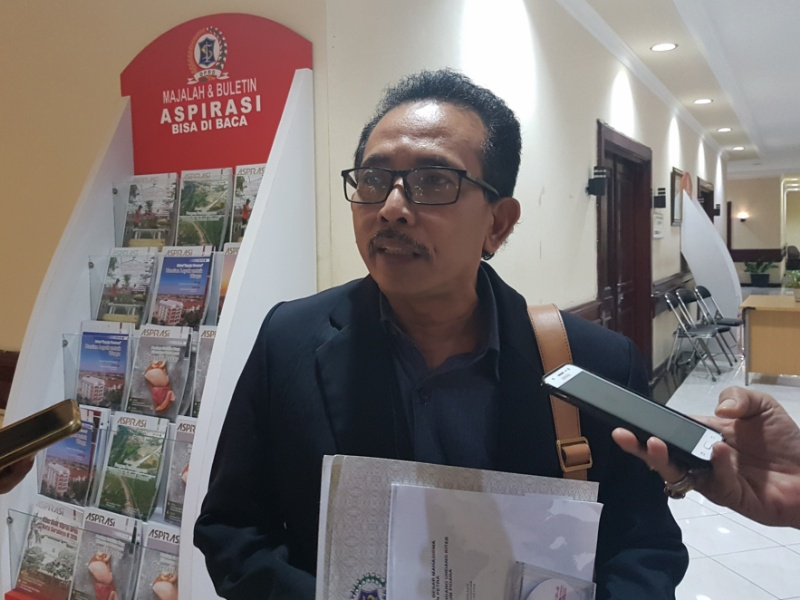 AH Tony Wakil Ketua DPRD Surabaya