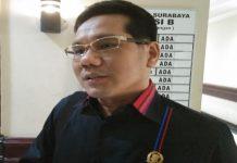 Riswanto anggota Komisi B DPRD Surabaya