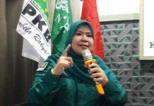 Anggota Fraksi PKB DPRD Surabaya Camelia Habibah