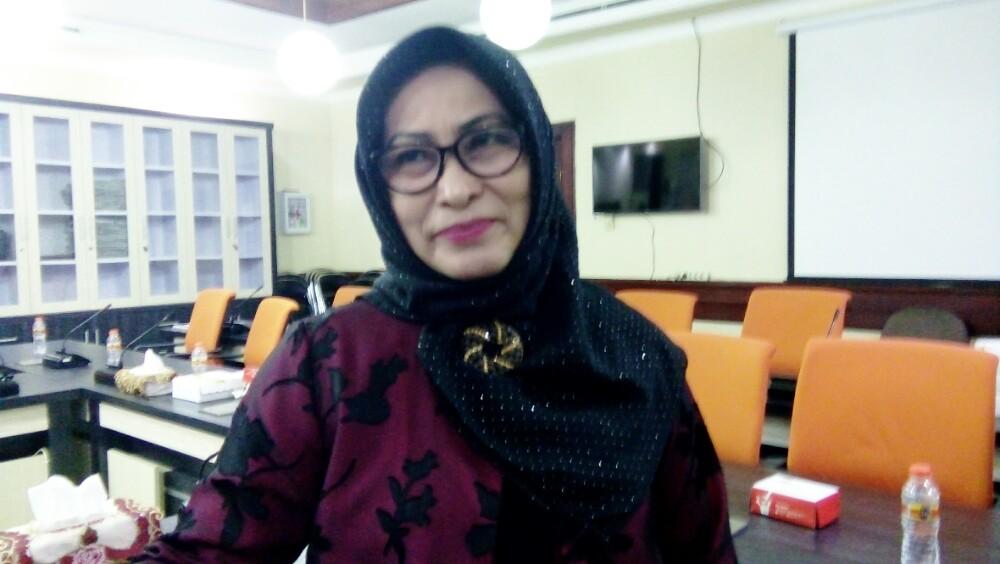 Ketua Komisi B DPRD Surabaya, Luthfiyah