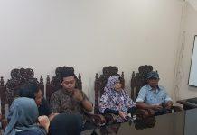 Panitia Surabaya Berbagi Saat menggelar jumpa pers