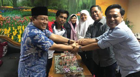 Akhiri polemik dengan Musyawarah antara pihak dispora dengan fraksi golkar