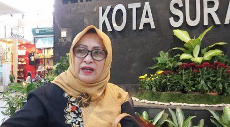 Ketua Komisi B DPRD Surabaya, Hj Lutfiyah S.PSi