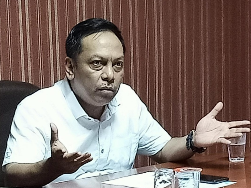 Anas Karno Wakil Ketua Komisi B DPRD Surabaya