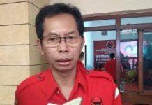 Ketua DPC PDIP Surabaya Adi Sutarwijono