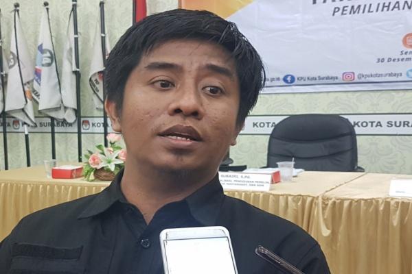 Komisioner KPU Surabaya, Subairi