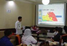 BNNK Surabaya saat rapat dengar pendapat dengan Komisi D