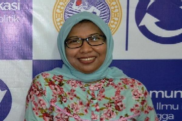 Prof. Dra. Rachmah Ida M.Com., Ph.D., profesor kajian media Universitas Airlangga