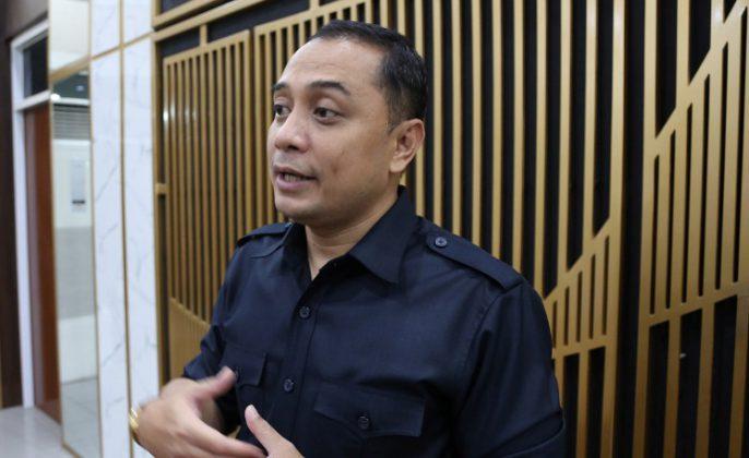 Eri Cahyadi Kepala Bappeko Surabaya