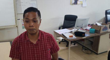 Ketua Bawaslu Kota Surabaya, Agil Akbar