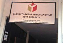 Kantor Bawaslu surabaya