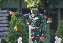 Dandim 0812/Lamongan, Letkol Inf Sidik Wiyono
