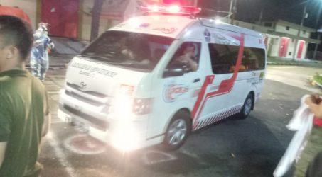 Mobil Laboratorium Covid 19 pinjaman dari BNPB dan BIN untuk Lakukan percepatan tes Swab dan Rapid Test di Surabaya