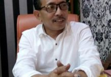 Wakil ketua DPRD Surabaya, AH Thoni