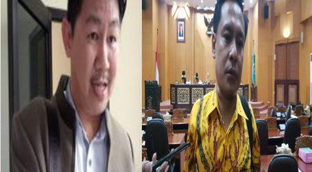 Kolase Foto Awey (kiri), Toni (kanan)