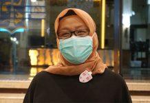 Koordinator Bidang Pencegahan Gugus Tugas Percepatan Penanganan Covid-19 Surabaya Febria Rachmanita